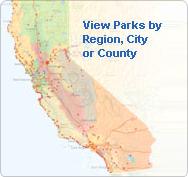 アメリカ レンタルキャンピングカー(モーターホーム)の旅 カリフォルニア ステートパークのRVパーク