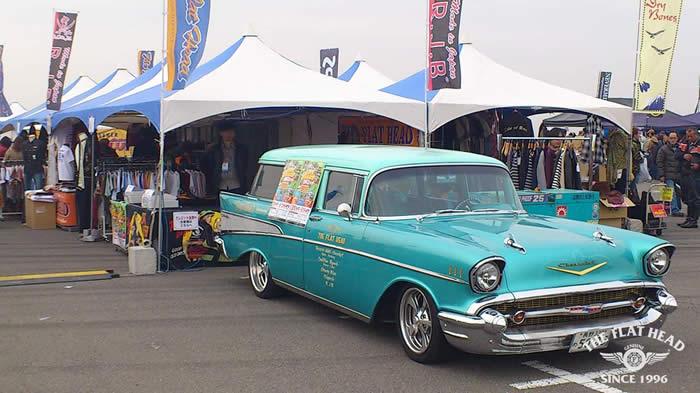 アメリカ・カナダ キャンピングカー(モーターホーム)の旅 稲妻フェスティバル2013