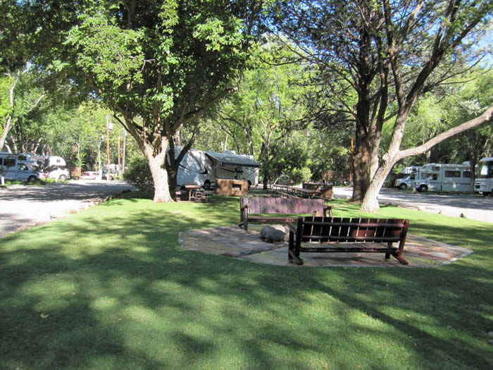アメリカ レンタルキャンピングカー(モーターホーム)の旅 Rancho Sedona RV Park