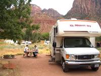 アメリカ レンタルキャンピングカー(モーターホーム)の旅 体験記3
