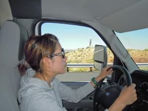 アメリカ レンタルキャンピングカー(モーターホーム)の旅 体験記31