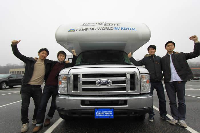 アメリカ横断 レンタルキャンピングカー(モーターホーム)の旅 体験記34