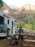 アメリカ レンタルキャンピングカー(モーターホーム)の旅 体験記16
