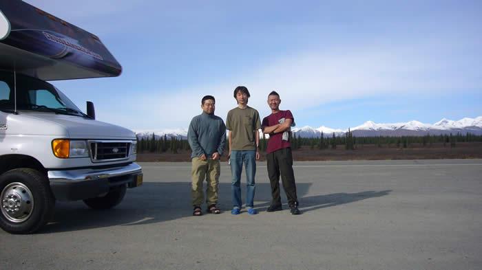 アメリカ レンタルキャンピングカー(モーターホーム)の旅 体験記5
