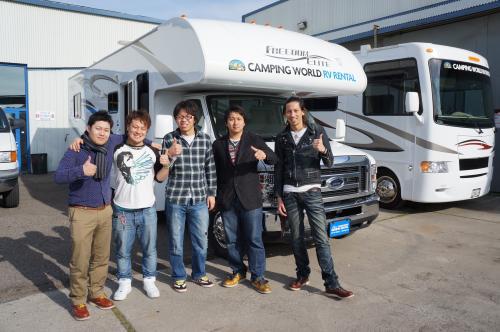アメリカ横断 レンタルキャンピングカー(モーターホーム)の旅 体験記33