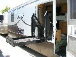 アメリカ レンタルキャンピングカー(モーターホーム)の旅 車いす対応タイプ