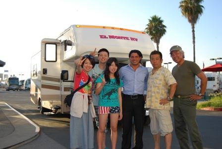 アメリカ横断 レンタルキャンピングカー(モーターホーム)の旅 体験記