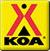 アメリカ レンタルキャンピングカー(モーターホーム)の旅 KOA