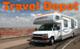 アメリカ レンタルキャンピングカー(モーターホーム)の旅 バナー小