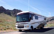 アメリカ レンタルキャンピングカー(モーターホーム)の旅 クラスA