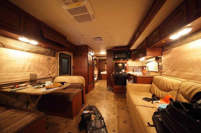 満点の星空をヨセミテ&セコイア国立公園で満喫!アメリカをキャンピングカー(モーターホーム)で旅しよう!