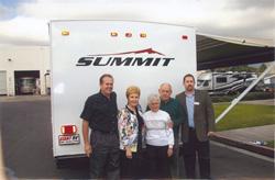 アメリカ レンタルキャンピングカー(モーターホーム)の旅 California RV Show