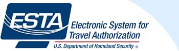 米国の電子渡航認証システム(ESTA)