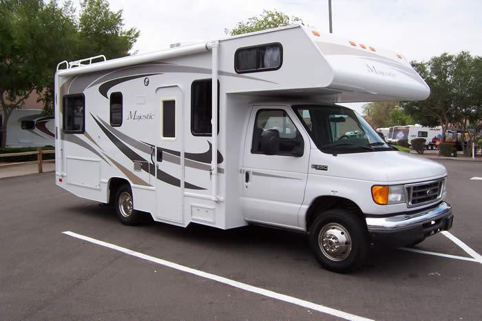 アメリカ レンタルキャンピングカー(モーターホーム)の旅 14泊以上のお客様向けスペシャルプラン
