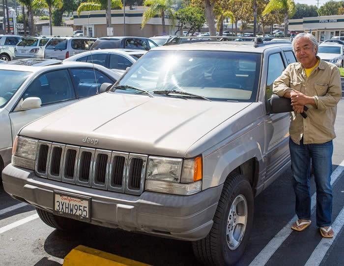 アメリカ レンタルキャンピングカー(モーターホーム)の旅 ロサンゼルスのチーフスタッフ姫野