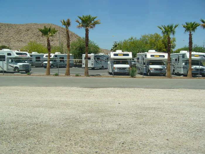 アメリカ レンタルキャンピングカー(モーターホーム)の旅 ラスベガスレンタルオフィス