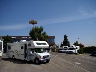 アメリカ レンタルキャンピングカー(モーターホーム)の旅 サンフランシスコレンタルオフィス
