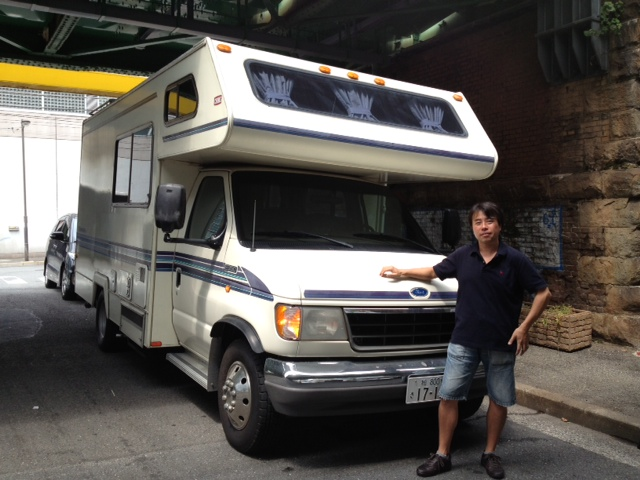 「アメリカ・カナダ キャンピングカー(モーターホーム)の旅」セミナー