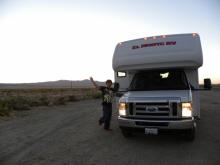 アメリカ レンタルキャンピングカー(モーターホーム)の旅 体験記21